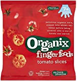 Organix Stage 2 From 7 Months Finger Foods Organic Tomato Slices 20 g (Pack of 15)