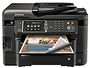 Epson WorkForce WF-3640 - multifunction printer ( color ) by Epson