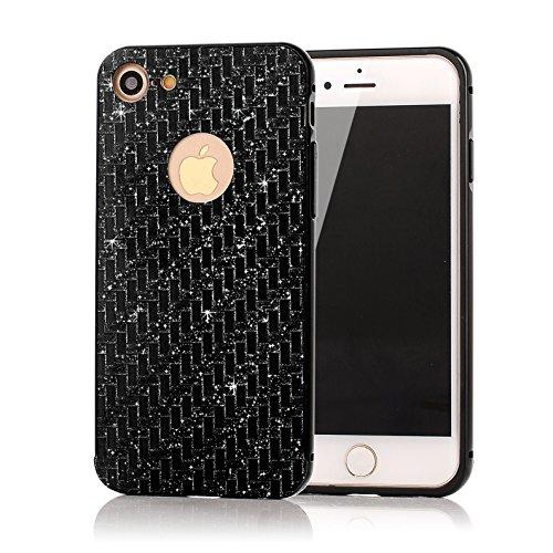 Voguecase® für Apple iPhone 6 Plus/6S Plus 5.5 hülle, Schutzhülle / Case / Cover / Hülle / TPU Gel Skin (Weiße Blumen und Schmetterlinge 01) + Gratis Universal Eingabestift Schwarz