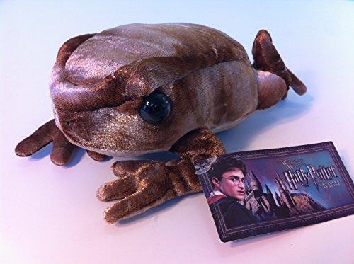 "Harry Potter - Toad Trevor Plush - Neville Longbottom Pet Toad Trevor - Wizarding World of Harry Potter - 22cm 9"""
