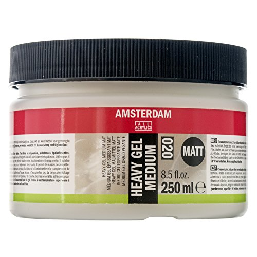 Amsterdam Heavy Gel Medium Matte 250Ml -