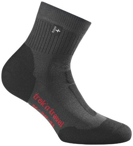 Rohner Socken Wellness Trek'n Travel, Anthrazit, 36-38, 62_0112