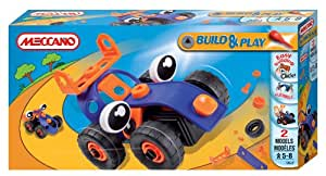 Meccano Build and Play Vehicles Assortment