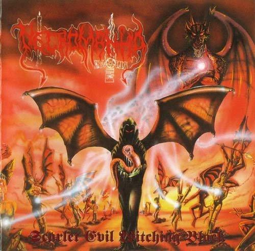 Scarlet Evil Witching Black -