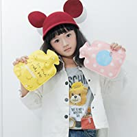 Preisvergleich für MSYOU 1 Stück Wärmflasche, süßes Cartoon-Design, warme Wasserbeutel, Handwärmer, tolles Geschenk für Frauen, Mädchen...