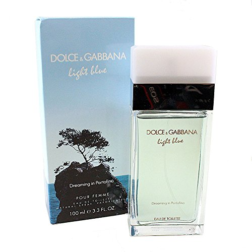 Dolce & Gabbana Light Blue Dreaming In Portofino EDT spray - 100 ml