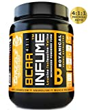 #9: Grizzly Nutrition Pure BCAA Botanically Vegan Ferma Extracted Lime Mojito ,6000Mg Bcaa Per Serving ( 50 Servings)
