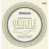 D'Addario EJ65 S - Juego de cuerdas ukelele