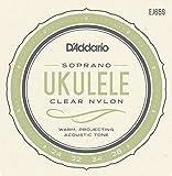 D'Addario EJ65 S - Juego de cuerdas ukelele - Best Reviews Guide