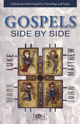 The Gospels Side-By-Side