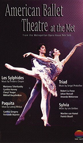Preisvergleich Produktbild American Ballet Theatre at The Met. (UK-Import)