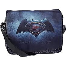 Bandolera Batman vs Superman Justice solapa