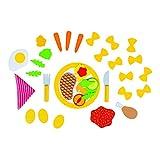 Goki 51642 - Küchenspielzeug - Mittagessen à la Carte