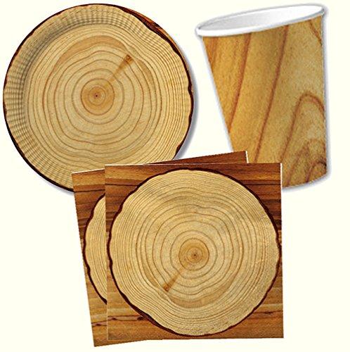 Deko-Baum Holz Deko