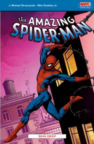 Amazing Spider-Man Vol.8: Skin Deep: Collecting Amazing Spider-Man #515-518: v. 8 (Amazing Spiderman 8) by J. Michael Straczynski (2-Feb-2007) Paperback