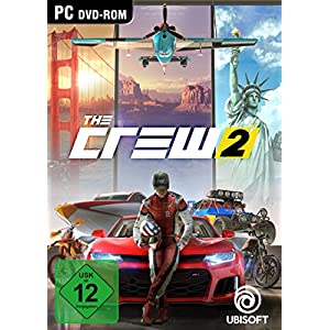 The Crew 2 – Deluxe Edition [PC Code – Uplay]