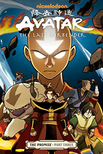 Avatar: The Last Airbender - The Promise Part 3 (English Edition)