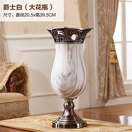 BSQDJ-adornos, jarrones, adornos, salón, decoración floral ornamento