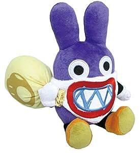 "Little Buddy Super Mario Wii U Nabbit Plush, 9"""