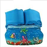 FDGT Ocean World Kinder Schwimmarm Kreis-Kleinkind-Bowwelt-Ausrüstung Schwimmen Kreislase Mu Sleeves Schwimmweste