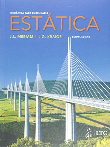 Mecnica Para Engenharia. Esttica - Volume 1