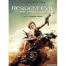 Resident Evil: Final Chapter [dt./OV]