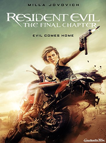 Resident Evil: Final Chapter [dt./OV]