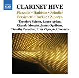 Clarinete Hive (Piazzola,Hrbison,Schulle