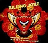 Anklicken zum Vergrößeren: Killing Joke - Malicious Damage-Live at the Astoria (Audio CD)