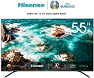 HISENSE 55B8000UW, 55 Inch, ULED, 4K, UHD, HDR, Dobly Vision, Dobly Atoms, Smart TV, Bluetooth