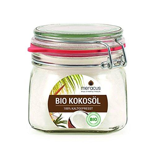 Meracus Bio Kokosl Nativ Im Bgelglas 1er Pack 1 X 500 Ml