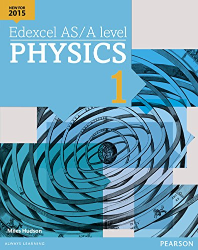 Edexcel AS/A level Physics Student Book 1 + ActiveBook (Edexcel GCE Science 2015) por Miles Hudson