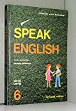 Speak english, 6e, série verte, élève