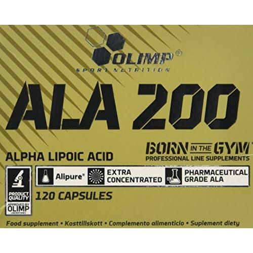 Olimp ALA 200 – Pack of 120 Capsules