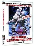 Desafío del búfalo blanco [DVD]