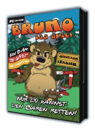 Bruno: Das Spiel