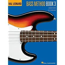 Hal Leonard Bass Method Book 3 - 2nd Edition (Hal Leonard Electric Bass Method) by Hal Leonard Corporation (2007-01-26)