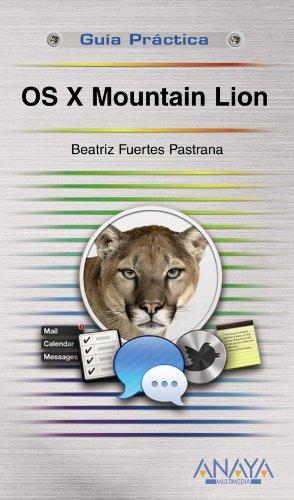 OS X Mountain Lion (Guías Prácticas)
