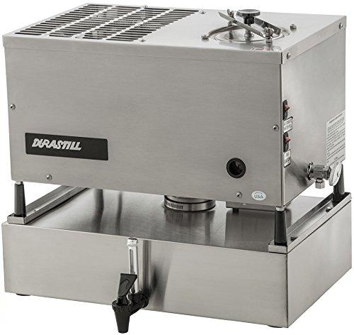 durastill 46L par jour manual-fill distillateur d'eau avec 15L de réserve, fabriqué...