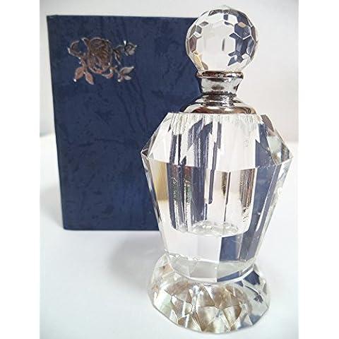 Lote de 20 Perfumadores de Cristal. Para llevar en el bolso o de sobremesa. Medidas del perfumador: 8,5x4,5x4,5 cms.