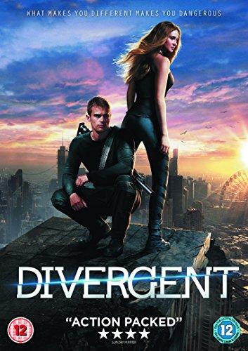 Divergent [DVD]...