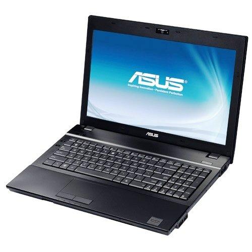 """Asus B53F (Schermo 15,6"""", Processore Intel Core I3-370M, Ram 4GB, HD 500GB, Windows7 Pro)"""