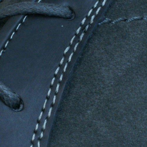Skechers Leyton, Bottes Classics courtes, non doublées homme Grey