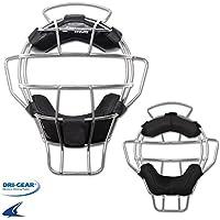 CHAMPRO ligero dri-gear adulto Béisbol/Sóftbol Umpire Máscara