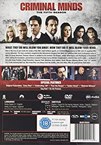 Criminal Minds: The Fifth Series [DVD]
