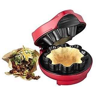 Adexi Taco Maker Waffel Schalen Nachtisch EIS Becher Schüssel Tortillas Melissa 16250045