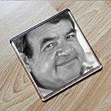 Seasons TOM BOSLEY - Original Art Coaster #js002
