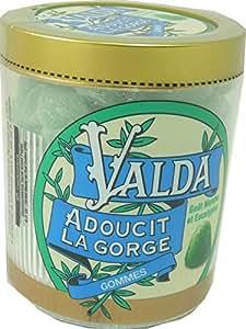 Valda Gommes Menthe Eucalyptus 160 g