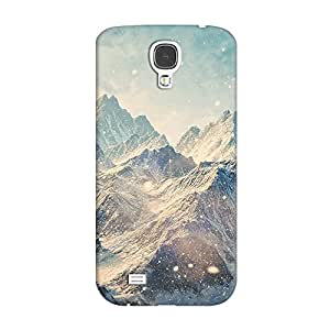 KK Case Top Notch Hard Fancy Luxurious Back Cover For Samsung I9500 Galaxy S4 - Design -348
