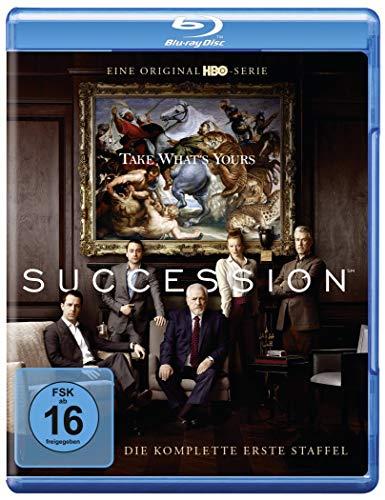 Succession - Die komplette erste Staffel [Blu-ray]